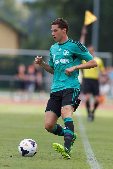 Draxler descartou trocar o Schalke pelo Borussia Dortmund