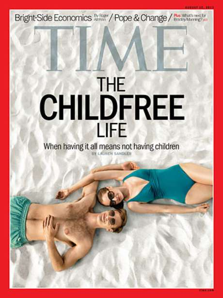 <p>A matéria escrita por Lauren Sandler aparentemente tem o objetivo deamenizar a maioria das preocupações das pessoas que escolhem não ter crianças</p>