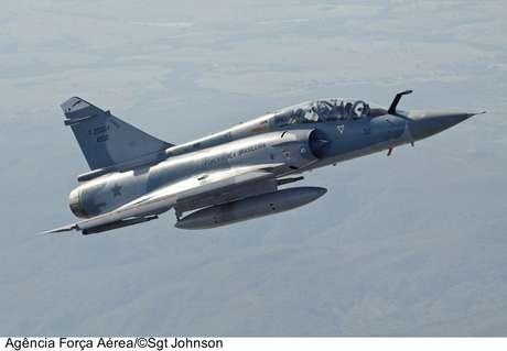 Caças Mirage-2000 serão desativados no final de dezembro pela Força Aérea Brasileira