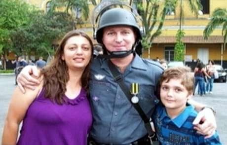 <p>Polícia apontaMarcelo, 13 anos, como principal suspeito de matar a família de policiais</p>