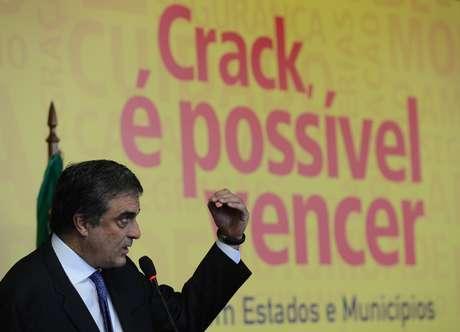 <p>Cardozo, participa da cerimônia de adesão de mais oito Estados ao programa Crack, É Possível Vencer</p><p></p>