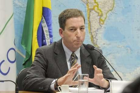 Glenn Greenwald falou à Comissão de Relações Exteriores do Senado