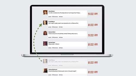 Mudança no algoritmo ajuda a decidir quais histórias antigas o Facebook deve voltar a mostrar no feed