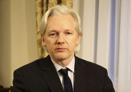 <p>Assange, um dos fundadores do WikiLeaks (imagem de arquivo)</p>