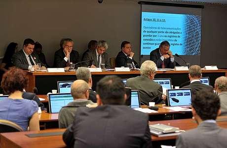 Comissão da Câmara debateu o projeto do Marco Civil da Internet