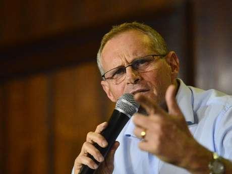 Secretário Beltrame apresentou novo comandante à imprensa