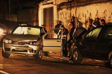 Suspeito foi morto após tiroteio com policiais