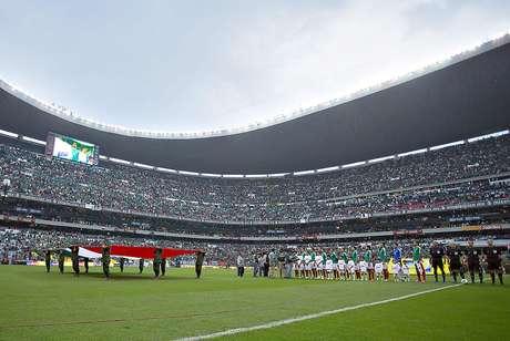 Los directivos de la FMF esperan un lleno en el estadio Azteca en el México vs. Honduras.