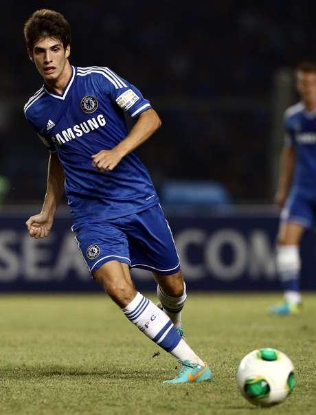 Lucas Piazon repete caminho de jogadores que estão com moral no Chelsea agora