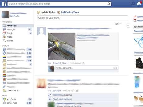 Novo recurso muda a barra no topo e permite fazer pesquisas por interesse, local e fotos, por exemplo