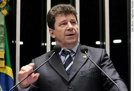 <p>Senador Ivo Cassol foi condenado a mais de quatro anos de prisão</p>