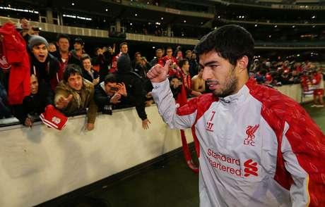 Luis Suárez pode estar de saída do Liverpool
