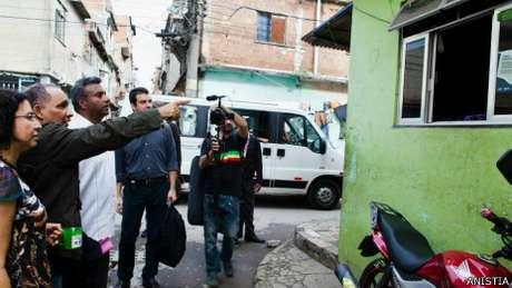 Salil Shetty visitou comunidades no Rio e Mato Grosso do Sul e autoridades em Brasília