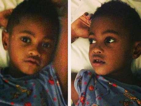 <p>Usher Raymond V foi internado ap&oacute;s quase se afogar</p>