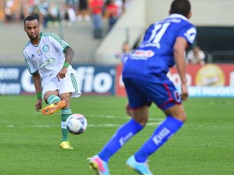 Wesley está no Palmeiras desde o ano passado quando foi contratado por um alto valor
