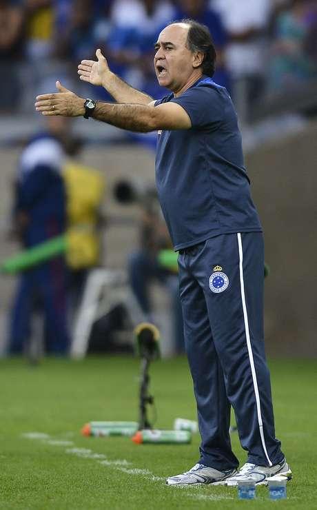 <p>T&eacute;cnico do Cruzeiro exaltou elenco advers&aacute;rio</p>