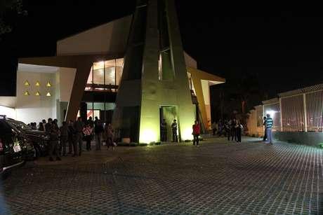 Familiares e amigos se reuniram em uma missa na zona norte da capital paulista