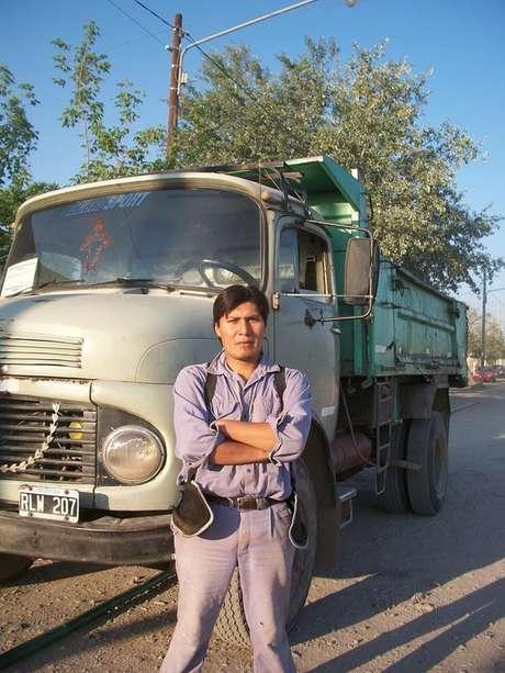 <p>Alejandro Vilca, orgullo de clase: un obrero, recolector de residuos, que hace sus primeros pasos en la política y obtuvo muy buenos resultados</p>