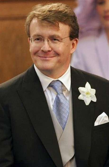 <p>O príncipe holandês Johan Friso, que morreu em consequência de um acidente de esqui sofrido em fevereiro de 2012</p>