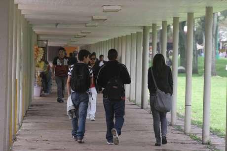 El objetivo de la SEP es ampliar la matrícula de estudiantes de educación media superior.