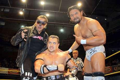 Terrible, Rey Bucanero y Vangellys van por el título de Campeones Nacionales de Tríos.