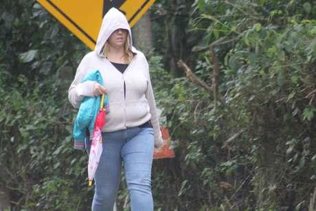 Temperatura despencou nesta terça-feira em Florianópolis