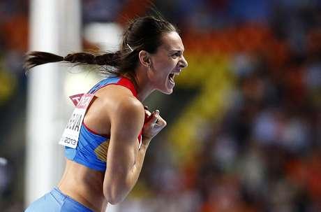 Las más espectaculares fotos del Mundial de Atletismo en Moscú