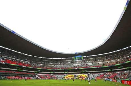 <p>Estádio Azteca será palco da grande final</p>