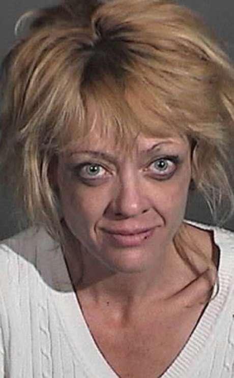Lisa Robin Kelly em foto divulgada pela polícia da Califórnia após ser presa em março de 2012