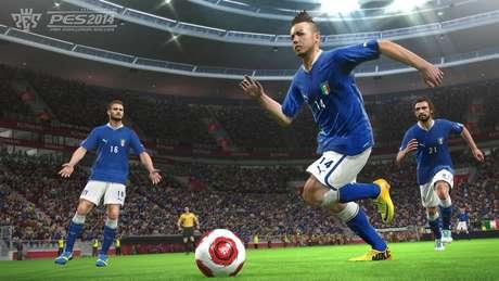 'PES 2014' chega ao Brasil em 24 de setembro para PC, PS3, Xbox 360 e PSP