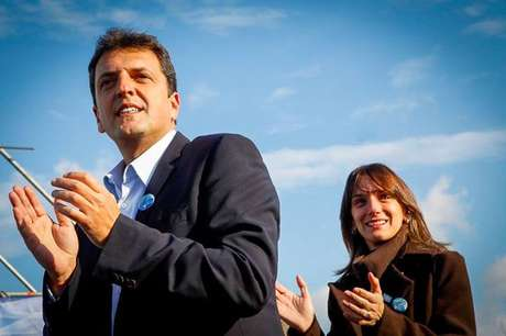 <p>Ele é o principal nome do Frente Renovador, o novo partido peronista argentino</p>