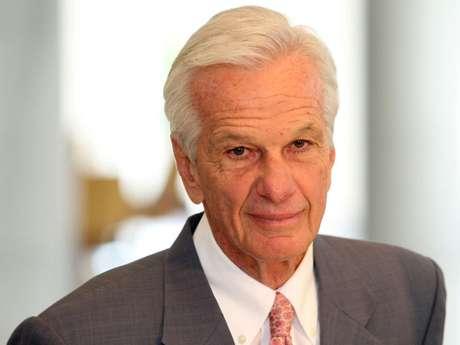 <p>Jorge Paulo Lemann, amigo de Warren Buffett eo brasileiro mais rico do mundo</p>