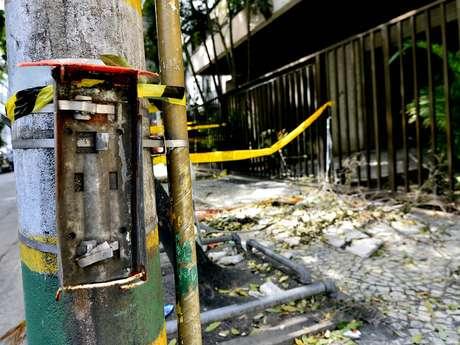 <p>Charmoso bairro da zona sul sofre com protestos em sequência e violência entre PM e manifestantes</p>