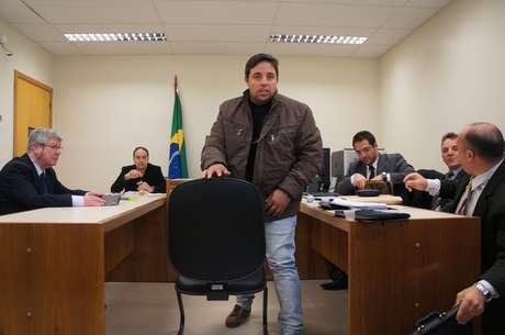 Rodrigo Lemos Martins, que fazia parte da banda Gurizada Fandangueira, prestou depoimento à Justiça