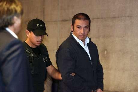 Enrique Orellana en imagen de juicio anterior