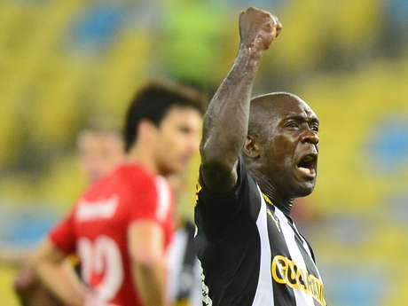 <p>Seedorf é um líder no Botafogo dentro e fora de campo</p>