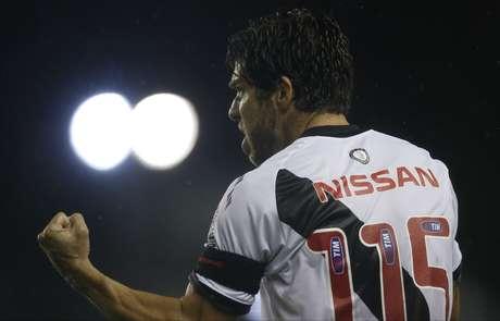 <p>Ídolo do Vasco, Juninho deu a entender que se aposentaria ao final da temporada</p>