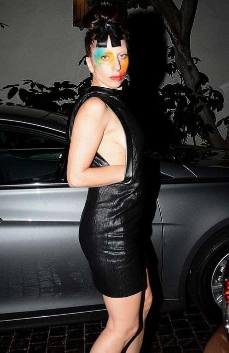 <p>Lady Gaga brigou com o antigo amigo no Twitter</p>