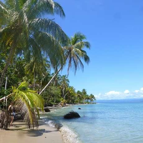 <p>No Caribe, encontram-se destinos paradisíacos como o arquipélago de Bocas del Toro, um dos principais pontos turísticos do país</p>