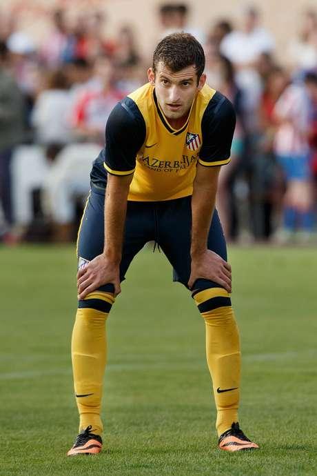 Léo Baptistão foi contratado recentemente pelo Atlético de Madrid