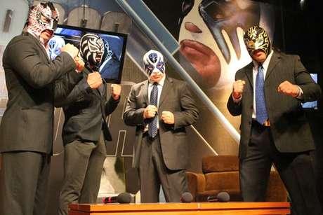 Volador Jr., La Sombra, Atlantis y Último Guerrero se enfrentarán en un cuadrangular estelar, donde caerá una cotizada máscara de estos gladiadores.