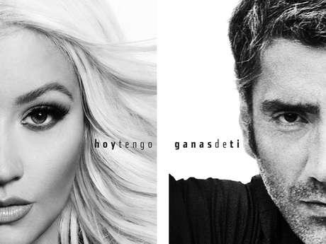 'Hoy Tengo Ganas de Ti', de Alejandro Fernández y Christina Aguilera.