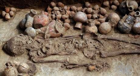 Segundo arqueólogos, imponente tumba de sacerdotisa mostra que mulheres governaram no Peru há 1,2 mil anos
