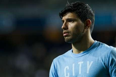 <p>Aguero é um dos quatro grandes atletas convocados pela Argentina</p>