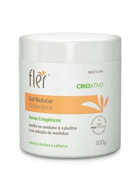 Ativos do produto provocam um brusco resfriamento da pele, atuando no processo de quebra de gordura das células