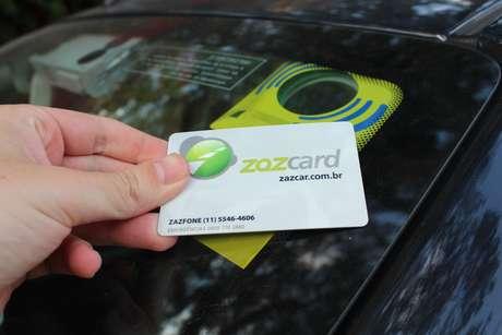 <p>ZazCar começou com dez carros eatualmente conta com 60 veículos e 2,8 mil associados na capital paulista</p>