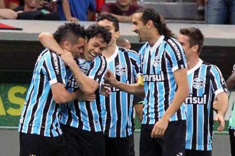 <p>Grêmio está mais firme do que nunca no G-4 do Campeonato Brasileiro</p>