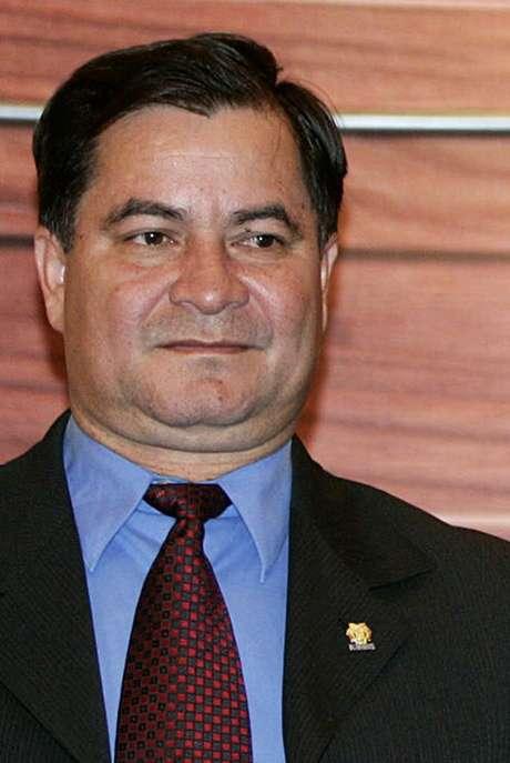 O senador boliviano Roger Pinto, em foto de 2008