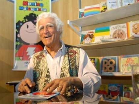 Ziraldo diz que é preciso incentivar a leitura entre as crianças