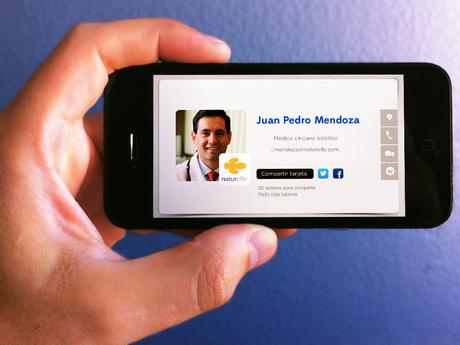 Puedes descargar la app en iPhone y Android
